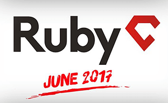 Roobykon team at the 5th rubyc conference