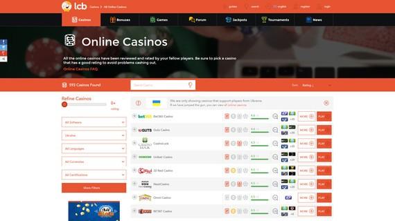 Latest casino bonuses2